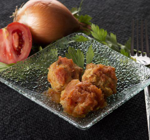 Jerusalem Cuisine Meatballs