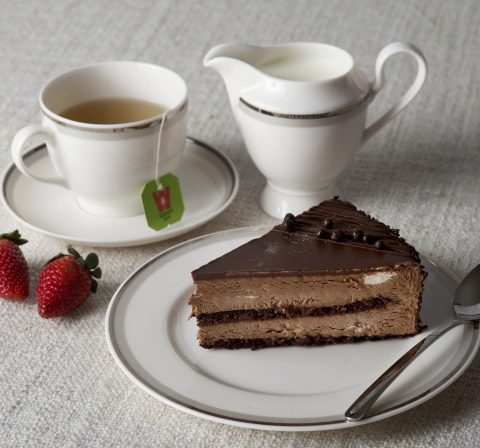 Chocolate Mousse Cake Pice